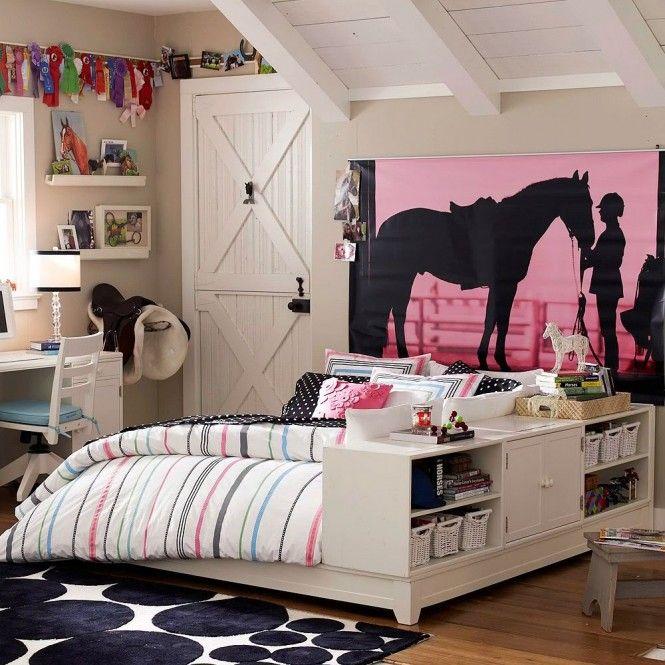 Deco chambre ado cheval visuel 4 for Decoration chambre cheval