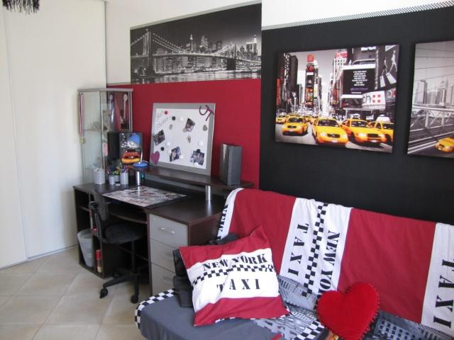 dco chambre ado garon perfect chambre a coucher beige idee deco murale papier peint chambre ado. Black Bedroom Furniture Sets. Home Design Ideas