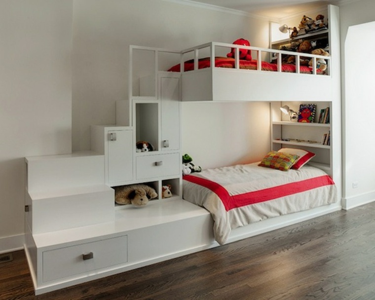 Awesome Idee Deco Chambre Ado Mixte Photos - Bradliebe.us ...