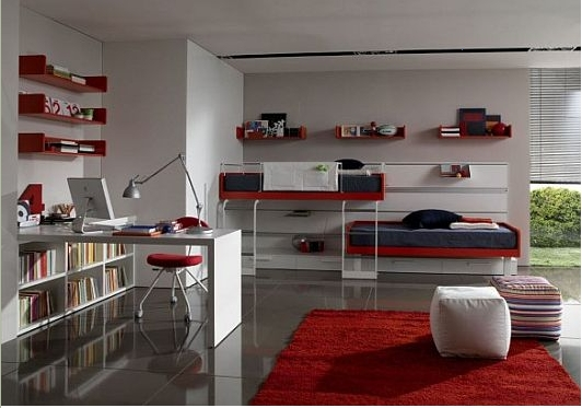 Beautiful Idee Deco Chambre Ado Mixte Pictures - Yourmentor.info ...