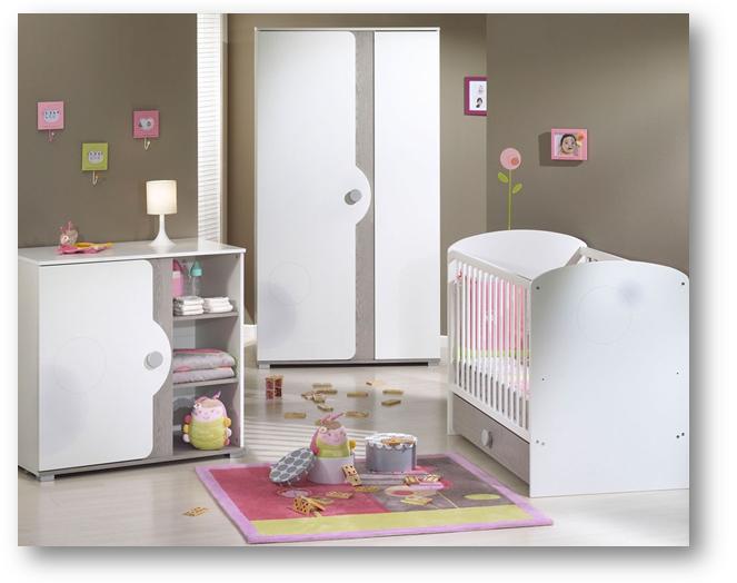 Chambre Bébé Fille Aubert : Deco chambre bebe aubert visuel