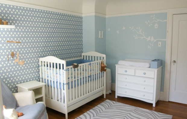 Chambre bebe moderne chambre garon 18 photos gini for Decoration chambre bebe