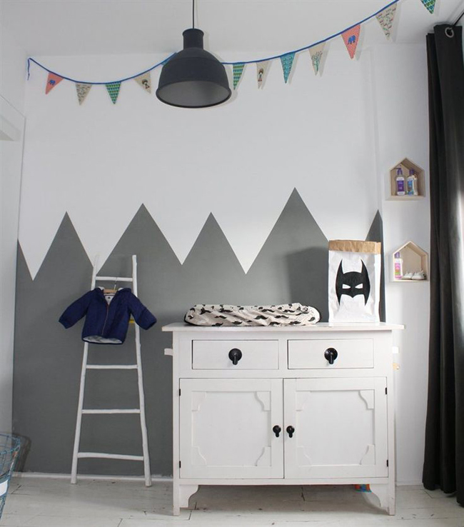 deco chambre bebe montagne visuel 6. Black Bedroom Furniture Sets. Home Design Ideas