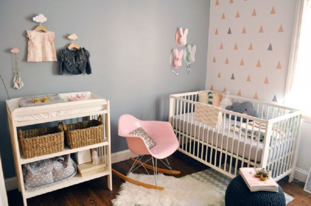 Deco chambre bebe pinterest for Pinterest decoration chambre