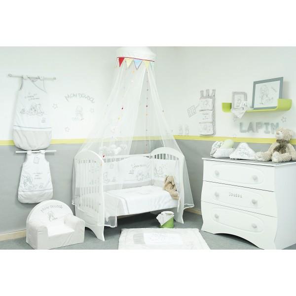 deco chambre bebe theme souris