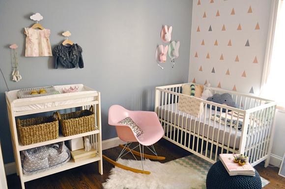 Idee Deco Chambre Ado Loft : deco chambre bebe vintage