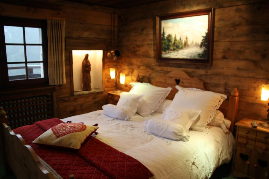 Deco chambre chalet montagne visuel 4 for Deco chambre chalet montagne