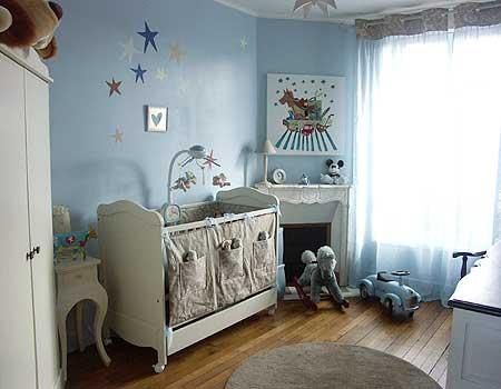 deco chambre de bebe mixte - visuel #6