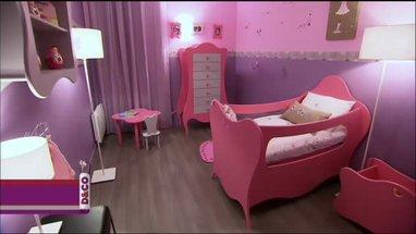 Deco chambre fille theme fee visuel 5 - Theme chambre fille ...