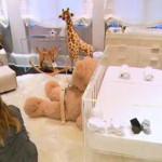 deco chambre kim kardashian