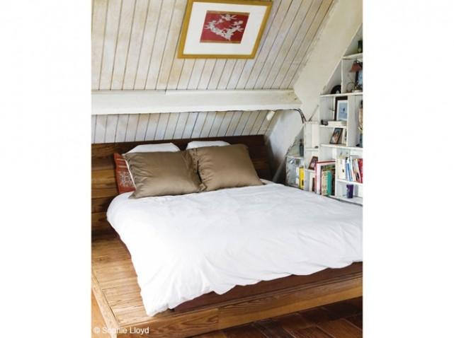 Best Decoration Chambre Adulte Avec Lambris Pictures - Ridgewayng ...
