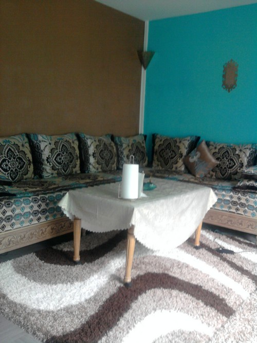 Beautiful Deco Chambres Chocolat Et Turquoise Gallery - House Design ...