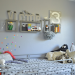 deco chambre ours polaire