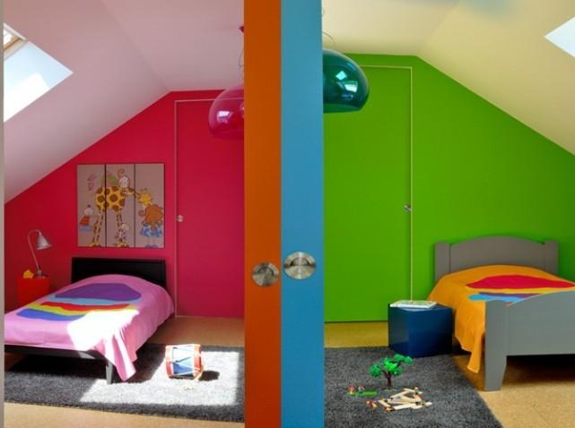 deco chambre pour une fille et un garcon - visuel #2