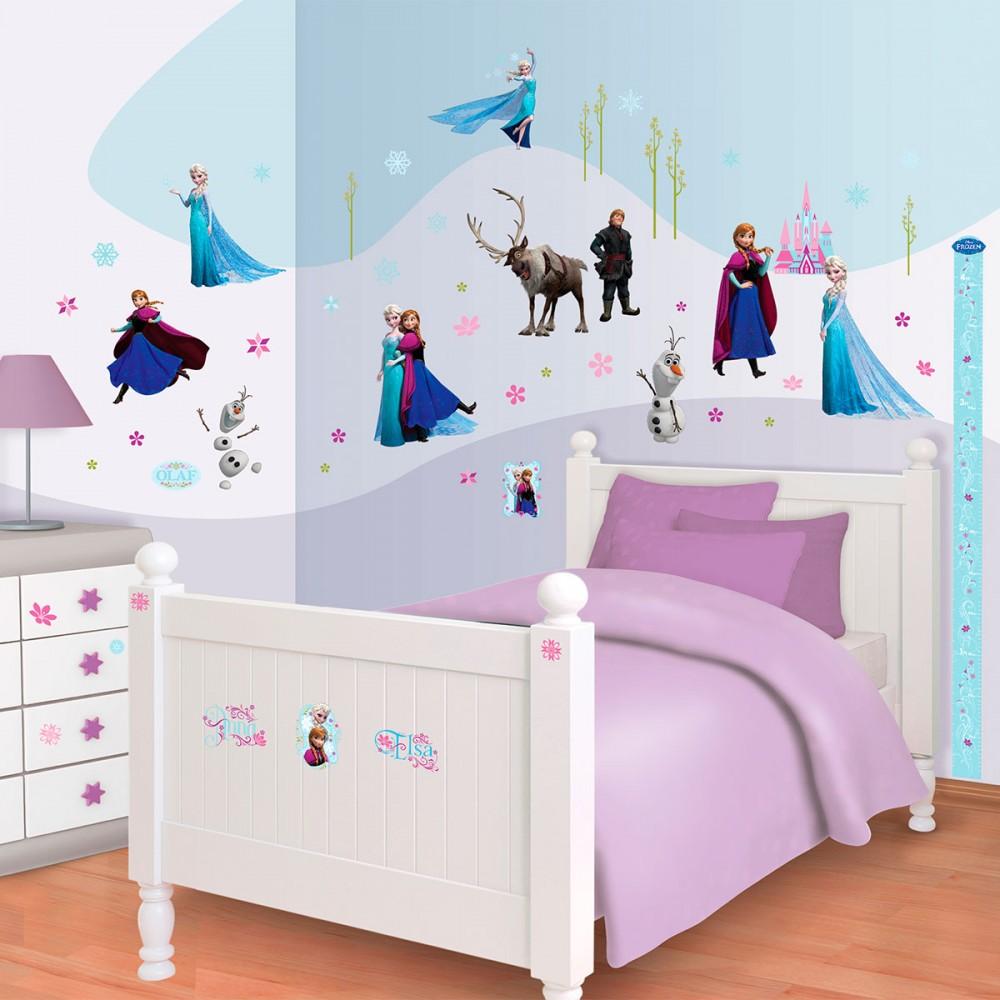 Deco chambre reine des neiges - Reine des neiges chambre ...
