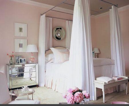 Deco Chambre Rose Poudre Visuel 5