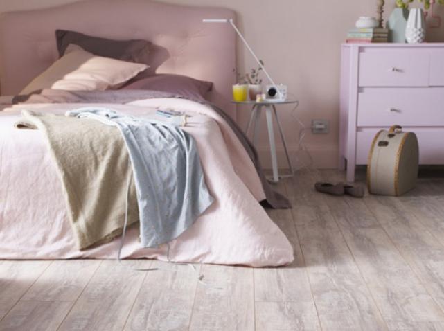 Deco chambre rose poudre visuel 8 for Chambre rose poudre et taupe