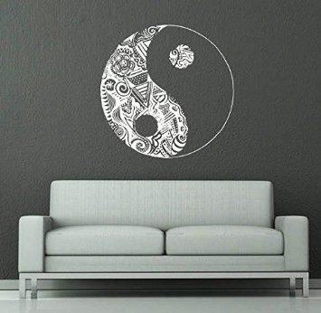 Deco chambre yin yang visuel 7 for Chambre yin yang