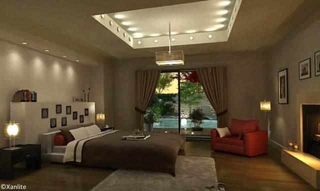 Lumiere Chambre Coucher Design De Maison
