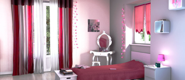deco kit chambre de princesse. Black Bedroom Furniture Sets. Home Design Ideas