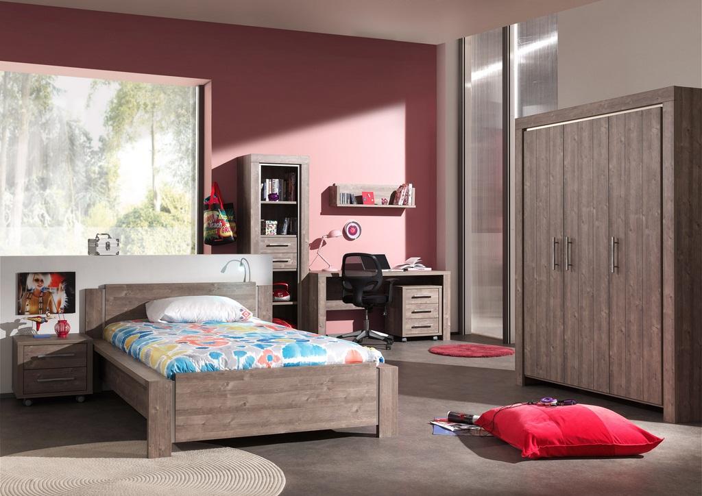 Decoration chambre a coucher jeune fille - Chambre de jeune fille ...