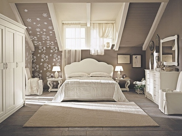 decoration chambre adulte taupe - visuel #8