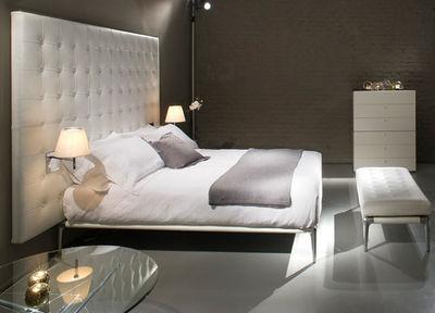 Decoration chambre adulte tete de lit visuel 4 - Deco tete de lit en peinture ...