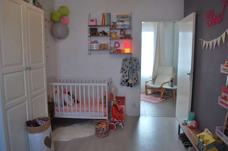 decoration chambre bebe fille ikea