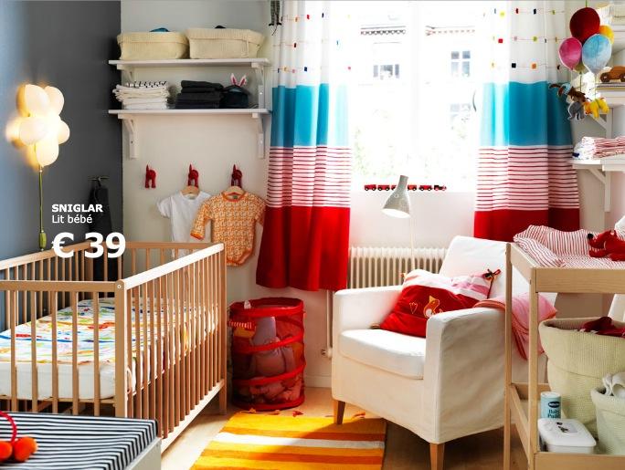 Decoration Chambre Bebe Fille Ikea Visuel 7