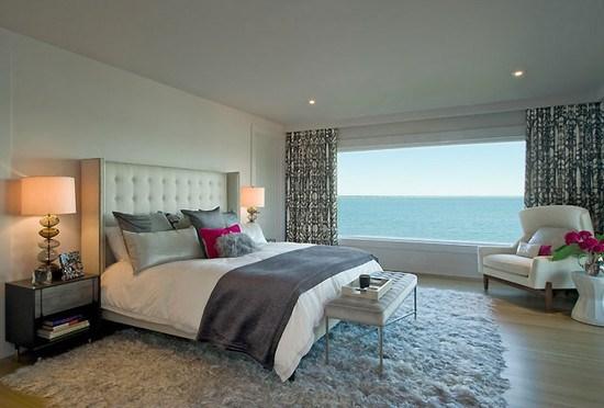 decoration chambre coucher moderne - visuel #4