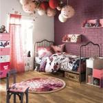 decoration chambre fille japonais