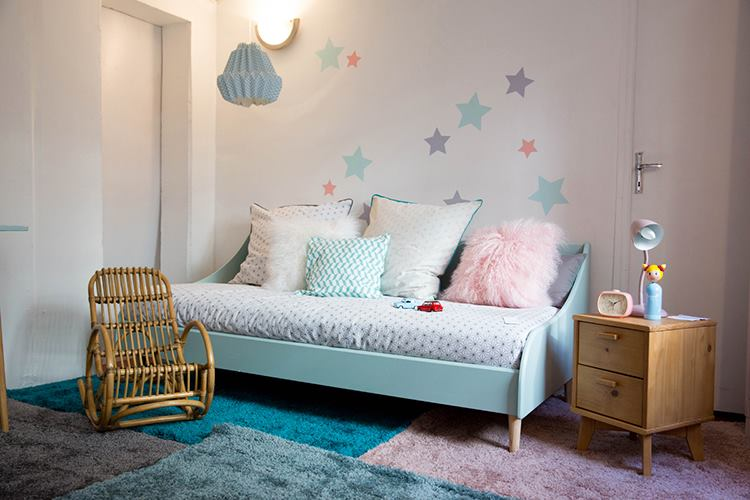 decoration chambre fille simple - visuel #5