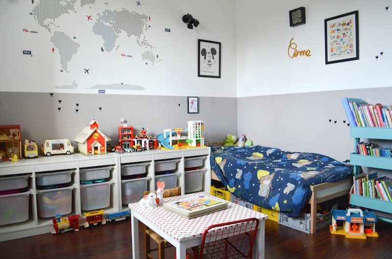 chambres enfants ikea cool customiser un meuble ikea pour la chambre duenfant with chambres. Black Bedroom Furniture Sets. Home Design Ideas