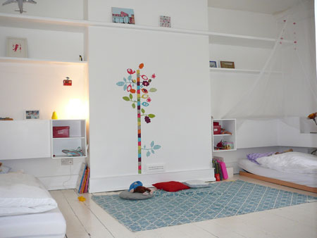 Stunning Idee Chambre Bebe Jumeaux Contemporary - Seiunkel.us ...