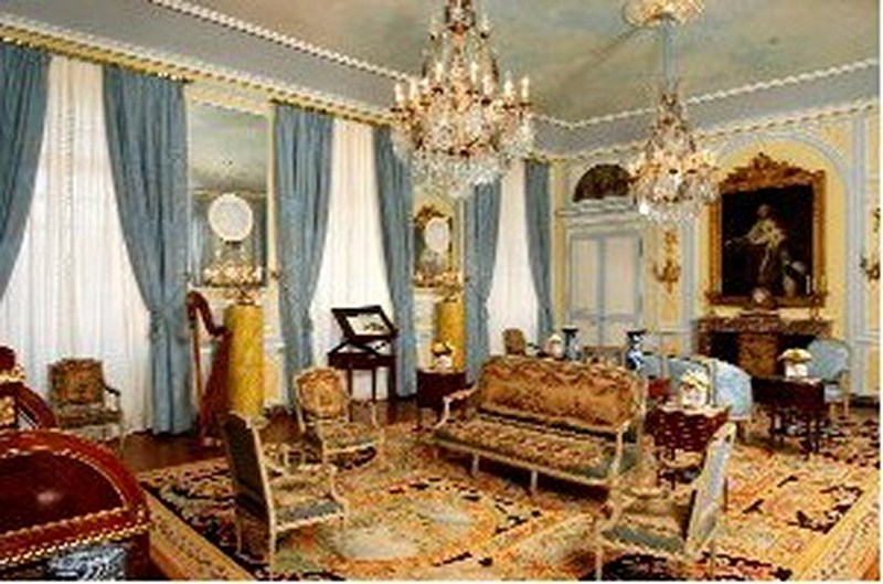 decoration chambre style louis xvi