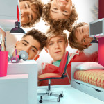 decoration chambre one direction