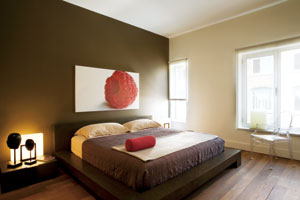 decoration chambre peinture adulte
