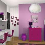 decoration chambre pour deux filles