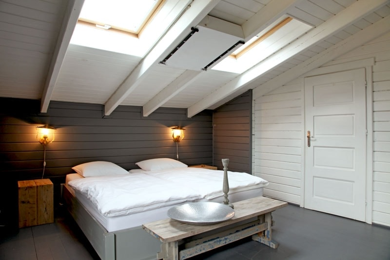 decoration chambre sous comble - visuel #6