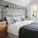 decoration chambre ton gris