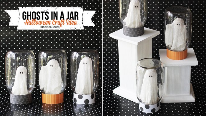 Decoration d halloween a fabriquer visuel 6 - Halloween decoration a faire soi meme ...