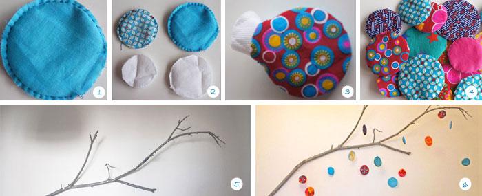 Decoration de chambre a fabriquer visuel 3 for Fabriquer deco chambre bebe