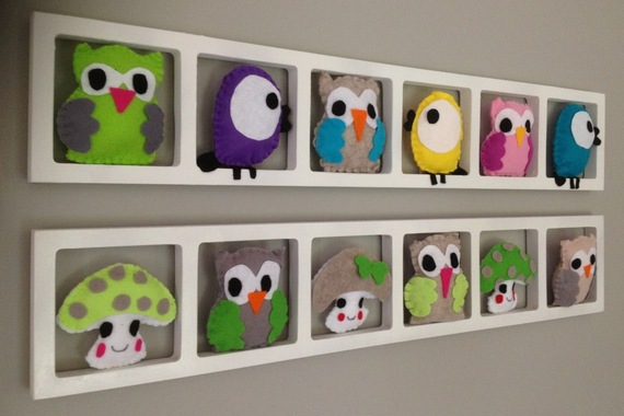 Decoration de chambre hibou for Decoration chambre hibou