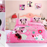 decoration de chambre minnie