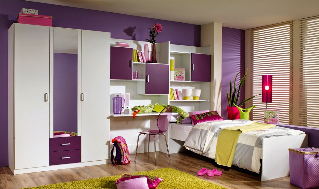 decoration de chambre pour fille de 13 ans visuel 3. Black Bedroom Furniture Sets. Home Design Ideas