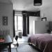 decoration de chambre rose et gris