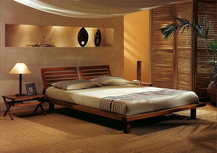 decoration de chambre style africain - visuel #2