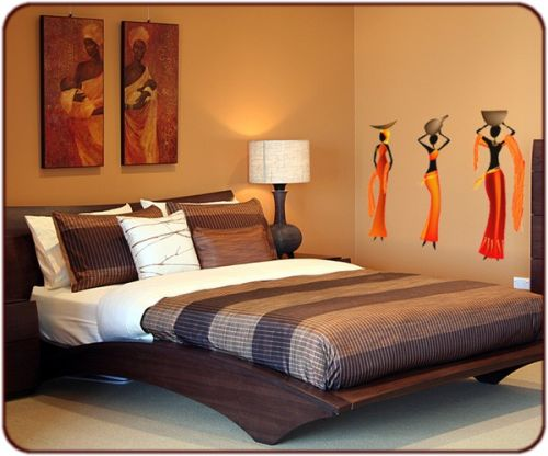 decoration de chambre style africain visuel 5. Black Bedroom Furniture Sets. Home Design Ideas