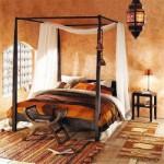 decoration de chambre style africain
