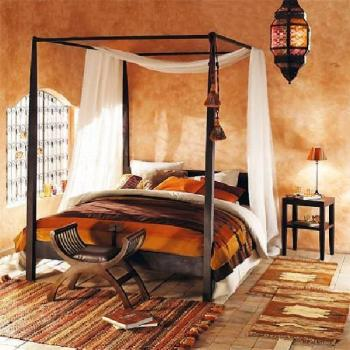 Chambre Style Africain   L\u0027Habis